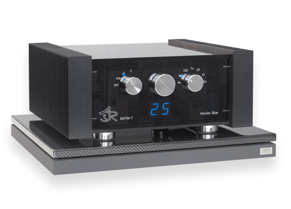 THIXAR hifi platform Silence Plus with carbon finish