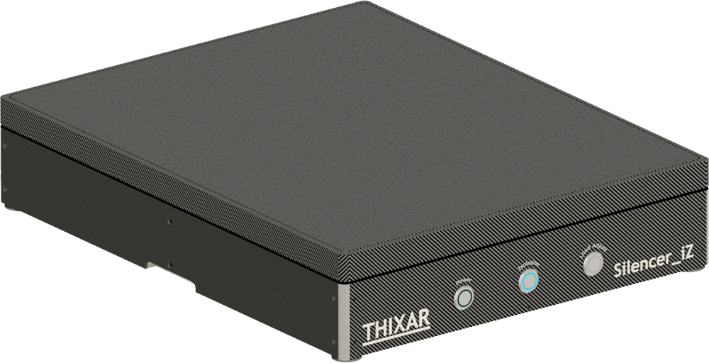 Active hifi equipment platform THIXAR Silencer_iZ